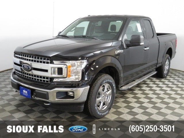 2018 F-150 Super Cab 4x4, Pickup #T80918 - photo 1