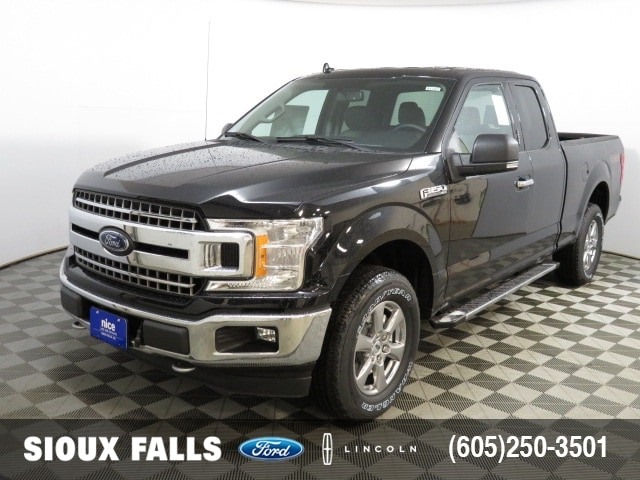 2018 F-150 Super Cab 4x4,  Pickup #T81103 - photo 1