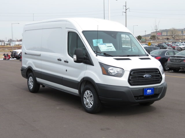 2018 Transit 250 Med Roof 4x2,  Empty Cargo Van #T81179 - photo 3