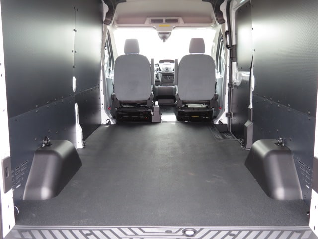 2018 Transit 250 Med Roof 4x2,  Empty Cargo Van #T81179 - photo 2