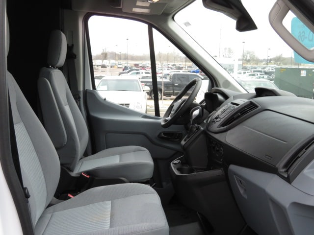 2018 Transit 250 Med Roof 4x2,  Empty Cargo Van #T81179 - photo 9