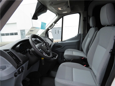2018 Transit 250 Med Roof 4x2,  Empty Cargo Van #T81179 - photo 8