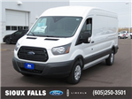 2018 Transit 250 Med Roof 4x2,  Empty Cargo Van #T81179 - photo 1