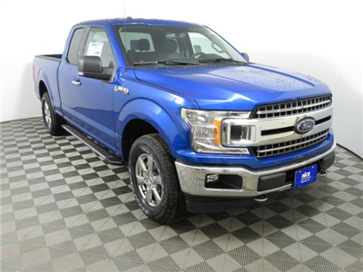 2018 F-150 Super Cab 4x4, Pickup #T81185 - photo 3