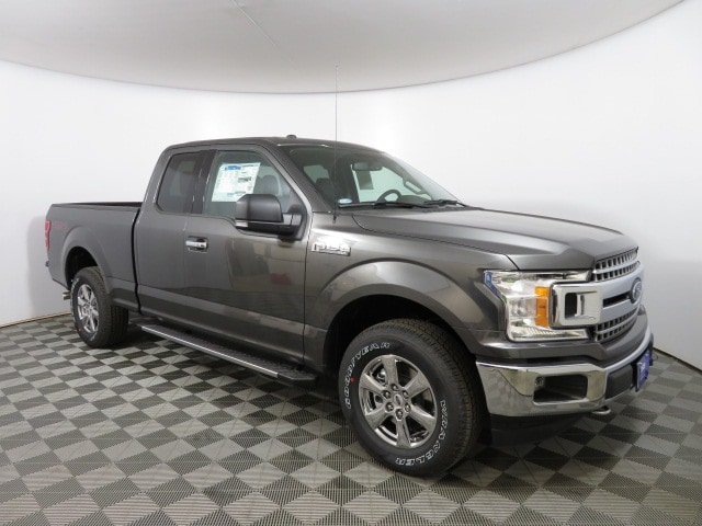 2018 F-150 Super Cab 4x4,  Pickup #T81221 - photo 3