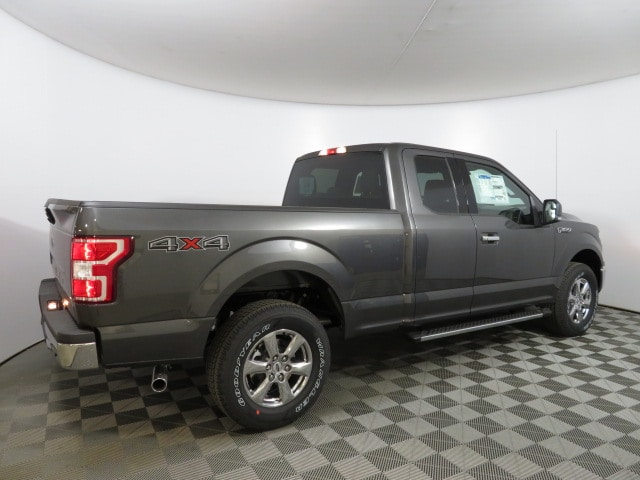 2018 F-150 Super Cab 4x4,  Pickup #T81221 - photo 4