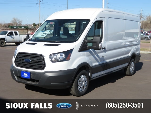 2018 Transit 250 Med Roof, Cargo Van #T81242 - photo 1