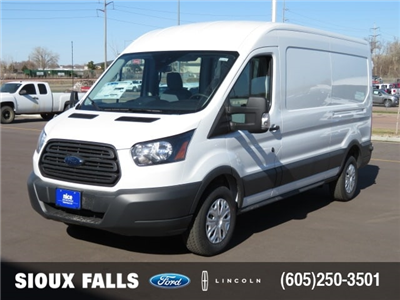2018 Transit 250 Med Roof 4x2,  Empty Cargo Van #T81242 - photo 1