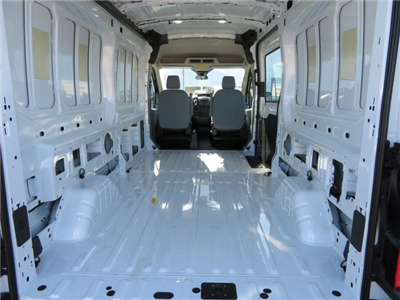 2018 Transit 250 Med Roof 4x2,  Empty Cargo Van #T81242 - photo 2
