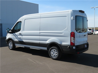 2018 Transit 250 Med Roof 4x2,  Empty Cargo Van #T81242 - photo 3