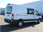2018 Transit 250 Med Roof 4x2,  Empty Cargo Van #T81242 - photo 5