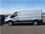 2018 Transit 250 Med Roof 4x2,  Empty Cargo Van #T81242 - photo 7