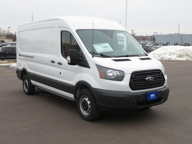 2018 Transit 250 Med Roof, Cargo Van #T81265 - photo 3