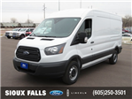 2018 Transit 250 Med Roof, Cargo Van #T81265 - photo 1