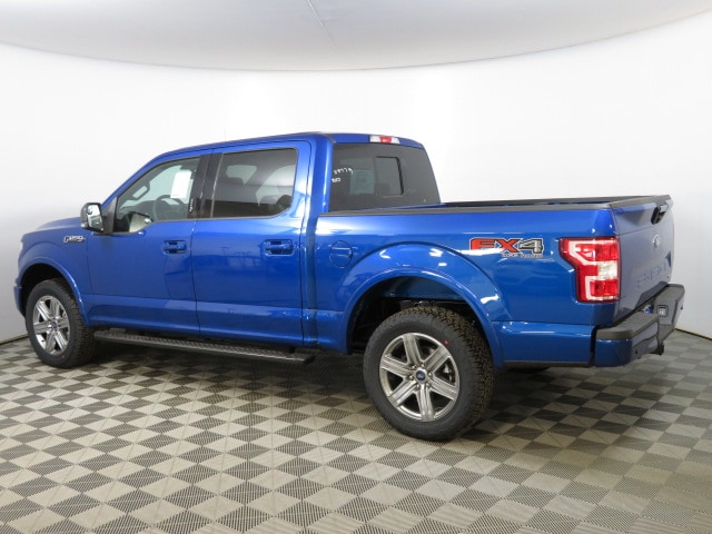 2018 F-150 SuperCrew Cab 4x4,  Pickup #T81273 - photo 2