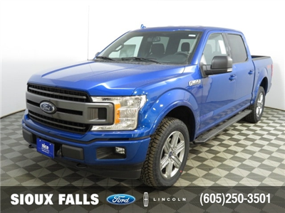 2018 F-150 SuperCrew Cab 4x4,  Pickup #T81273 - photo 1