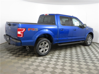 2018 F-150 SuperCrew Cab 4x4,  Pickup #T81273 - photo 4