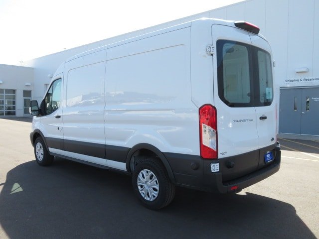 2018 Transit 250 Med Roof 4x2,  Empty Cargo Van #T81287 - photo 4