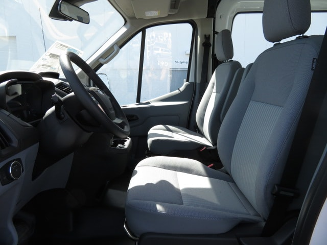 2018 Transit 250 Med Roof 4x2,  Empty Cargo Van #T81287 - photo 7