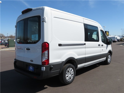 2018 Transit 250 Med Roof 4x2,  Empty Cargo Van #T81287 - photo 5
