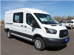 2018 Transit 250 Med Roof 4x2,  Empty Cargo Van #T81287 - photo 3