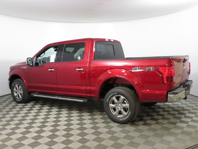 2018 F-150 SuperCrew Cab 4x4,  Pickup #T81440 - photo 2