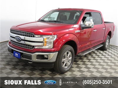 2018 F-150 SuperCrew Cab 4x4,  Pickup #T81440 - photo 1
