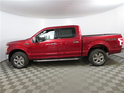 2018 F-150 SuperCrew Cab 4x4,  Pickup #T81440 - photo 5