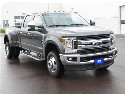 2018 F-350 Crew Cab DRW 4x4,  Pickup #T81466 - photo 3