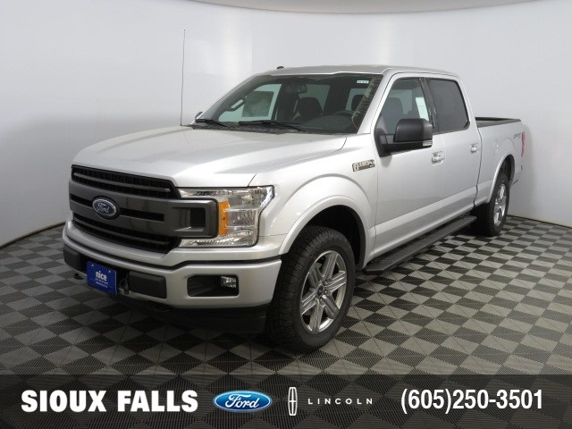 2018 F-150 SuperCrew Cab 4x4,  Pickup #T81473 - photo 1