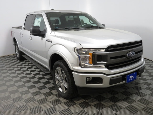 2018 F-150 SuperCrew Cab 4x4,  Pickup #T81473 - photo 3