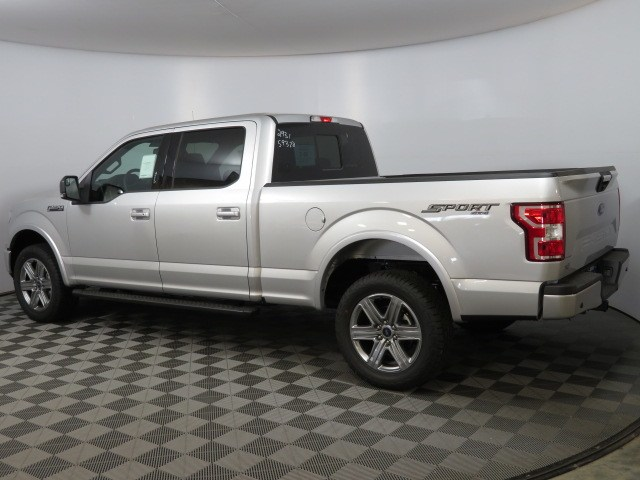 2018 F-150 SuperCrew Cab 4x4,  Pickup #T81473 - photo 2