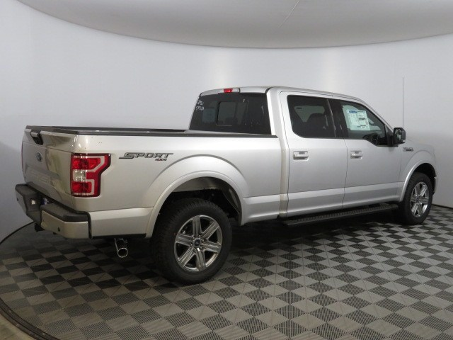 2018 F-150 SuperCrew Cab 4x4,  Pickup #T81473 - photo 4