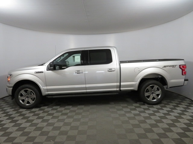 2018 F-150 SuperCrew Cab 4x4,  Pickup #T81473 - photo 5