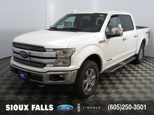 2018 F-150 SuperCrew Cab 4x4,  Pickup #T81651 - photo 1