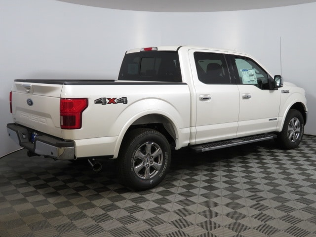 2018 F-150 SuperCrew Cab 4x4,  Pickup #T81651 - photo 4