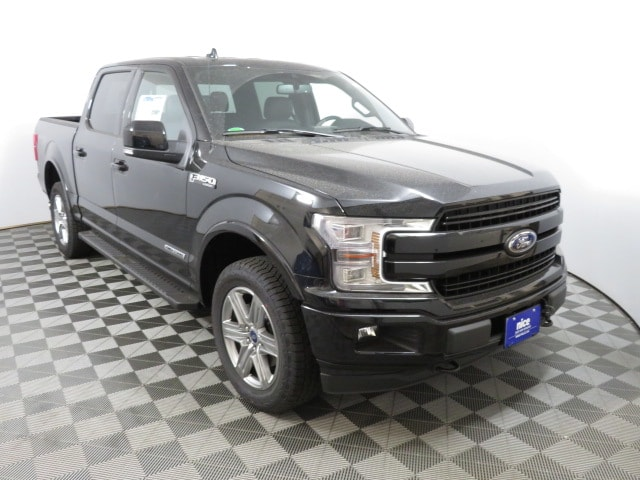 2018 F-150 SuperCrew Cab 4x4,  Pickup #T81666 - photo 3