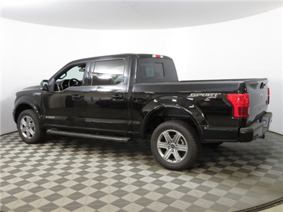 2018 F-150 SuperCrew Cab 4x4,  Pickup #T81666 - photo 2