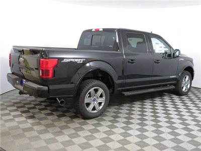 2018 F-150 SuperCrew Cab 4x4,  Pickup #T81666 - photo 4