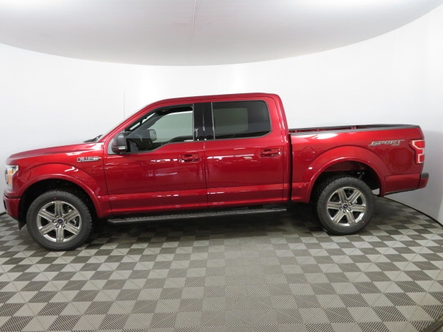 2018 F-150 SuperCrew Cab 4x4,  Pickup #T81707 - photo 5