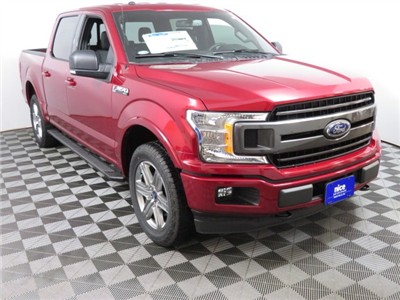 2018 F-150 SuperCrew Cab 4x4,  Pickup #T81707 - photo 3