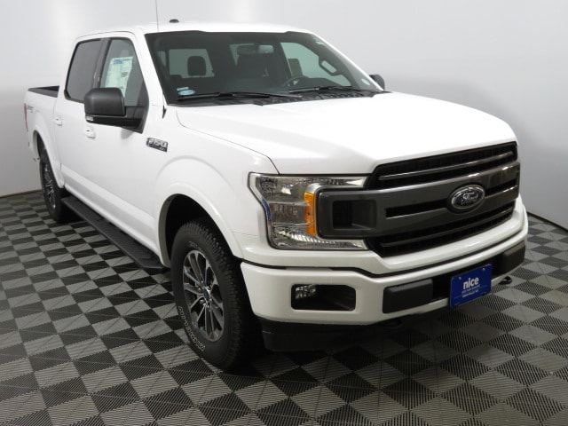 2018 F-150 SuperCrew Cab 4x4,  Pickup #T81708 - photo 3
