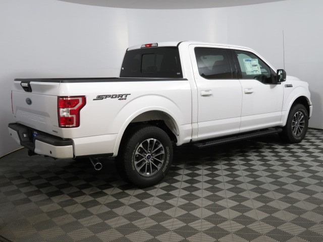 2018 F-150 SuperCrew Cab 4x4,  Pickup #T81708 - photo 4