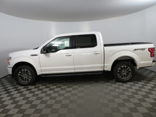 2018 F-150 SuperCrew Cab 4x4,  Pickup #T81708 - photo 5