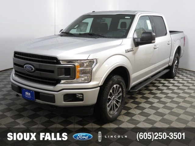 2018 F-150 SuperCrew Cab 4x4,  Pickup #T81709 - photo 1