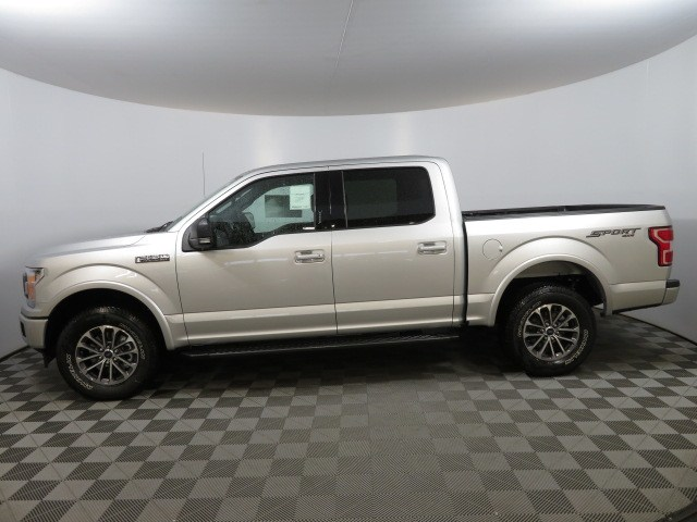 2018 F-150 SuperCrew Cab 4x4,  Pickup #T81709 - photo 5