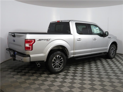 2018 F-150 SuperCrew Cab 4x4,  Pickup #T81709 - photo 4