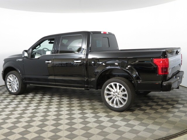 2018 F-150 SuperCrew Cab 4x4,  Pickup #T81717 - photo 2