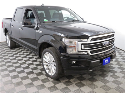 2018 F-150 SuperCrew Cab 4x4,  Pickup #T81717 - photo 3