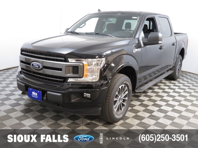 2018 F-150 SuperCrew Cab 4x4,  Pickup #T81735 - photo 1